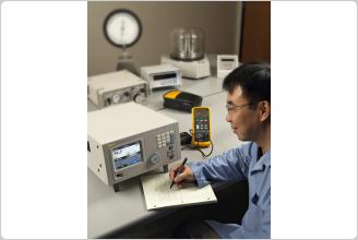 PPC4 Pressure Controller/Calibrator, pressure transducer calibration