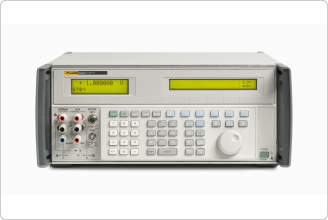 5522A Multi-Product Calibrator (front)