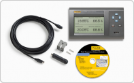 Hygro Thermometer with Data Logging