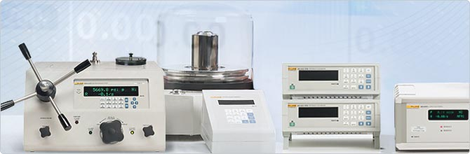 DH Instruments (DHI) Pressure and Flow Calibration