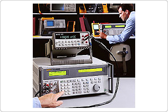 5520A High Performance Multi-Product Calibrators