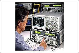 Oscillscope Calibrator