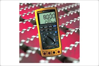 Fluke 789 ProcessMeter™ with 250 Ohm HART resistor