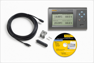 Fluke 1620A Thermo Hygrometer Humidity Monitor