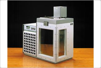 Custom calibration bath with windows